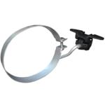 Citroen C2 C3 Peugeot 1007 Halteband Topfhalter für Endschalldämpfer