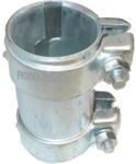 Rohrverbinder für Rohr - Ø 55 mm x 125 mm