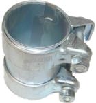 2x Auspuff Rohrverbinder für Auspuffanlage Ø54x95mm