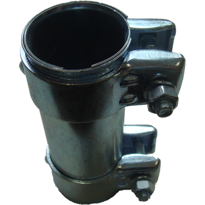 Rohrverbinder für Rohr - Ø 40 mm x 125 mm