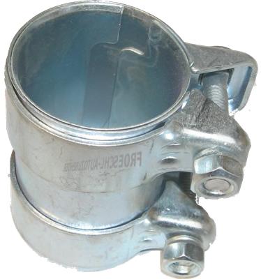 Auspuff Rohrverbinder für Auspuffanlage Ø54x95mm