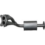 Ford Escort Orion Rohr Hosenrohr mit Schalldämpfer