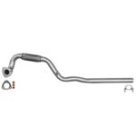 Opel Astra G Astra H GTC 1.6 Hosenrohr Rohr Flexrohr Auspuff Anbausatz