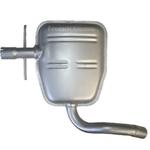 VW Golf 3 Auspuff Mitteltopf Mittelschalldämpfer