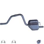 Ford Mondeo 3 Kombi 1,8 2,0 2,2 Sci Tdci Endtopf Auspuff Auspuffanlage
