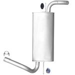D/ämpfer Abgasanlage Auspufftopf Endschalld/ämpfer 1220-0160