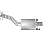 Mercedes Sl Slc 280 350 380 450 500 R107 C107 Endtopf Auspuff Anbauset