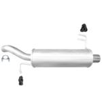 Mitsubishi Colt Smart Forfour 1,5Cdi Endtopf Auspuff Auspuffanlage Kit