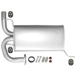 Nissan X-Trail 2,0 2,2 2,5 4x4 T30 Endschalldämpfer Endtopf Anbausatz