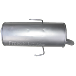 Peugeot 106 1,0 1,1 1,3 Edelstahl Endschalldämpfer Endtopf
