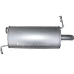Peugeot 605 Auspuff Endtopf Endschalldämpfer