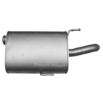 Peugeot 406 2.0 HDi Auspuff Auspuffanlage Endschalldämpfer Endtopf