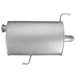 Peugeot 206 SW 1.6 2.0 HDi Auspuff Auspuffanlage Endschalldämpfer Endtopf