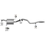 Ford Maverick Nissan Terrano 2 2.4 Mittel & Endschalldämpfer Auspuff