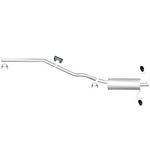 Opel Astra H Gtc 1,7 Cdti Mittelrohr Rohr Endtopf Auspuff Anbausatz