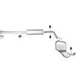 Volvo S80 2,4i Mittelschalldämpfer Endschalldämpfer Auspuff Anbausatz