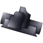 Ford Galaxy 7 Sitzer Fußmatten Gummimatten Allwetter
