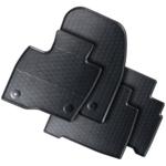 Ford Galaxy 5 Sitzer Fußmatten Gummimatten Allwetter