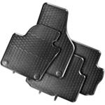 VW Sharan 2 7N 5 Sitzer Fußmatten Gummimatten Allwetter