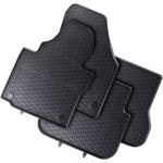 VW Caddy 3 Kombi Fußmatten Gummimatten Allwetter