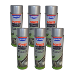 6x 500ml Presto Power Bremsenreiniger Bremsenspray Entfetter Spraydose