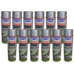 12x 500ml Presto Power Bremsenreiniger Bremsenspray Entfetter Spray