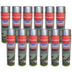 12x 600ml Presto Power Bremsenreiniger Bremsenspray Entfetter Spray