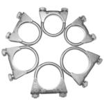M10 Bügelschellen Auspuffschellen Schellen verschiedene Durchmesser