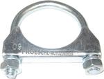60er Auspuff Schelle Gewindebügel Klemme Rohrschelle Bügelschelle VW