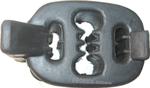 Auspuff Gummi Halter Auspuffaufhängung für Autobianchi Y10 Fire
