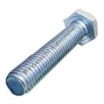 Auspuff Schraube Schraubverbindung für Auspuffanlage M10 x 50 mm