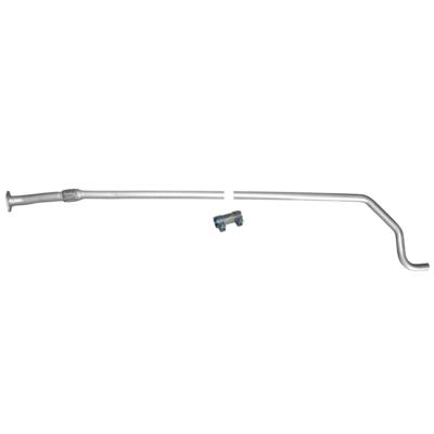 Fiat Grande Punto 1.2 Mittelrohr mit flexibles Rohr Flexrohr Auspuff Auspuffrohr
