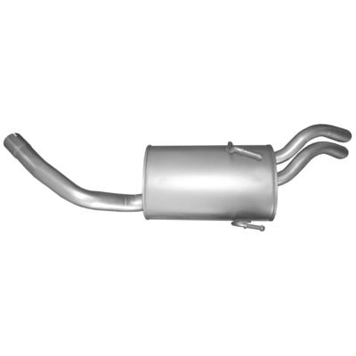 Citroen Fiat Peugeot Auspuff Auspuffanlage Endtopf Endschalldämpfer