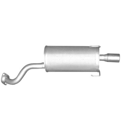 Honda CR-V 2,0 150Ps 152Ps Endtopf Auspuff Auspuffanlage
