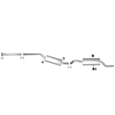 Audi 100 Auspuff Auspuffanlage Abgasanlage ab KAT