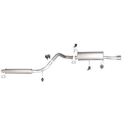 Citroen C4 Peugeot 307 Cc 2,0i Coupe Rfk 177Ps Endtopf Auspuff Abgasanlage Esd