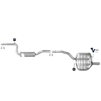 Schalldämpfer/_Anlage Daewoo Nubira 1,6 Kombi Auspuff