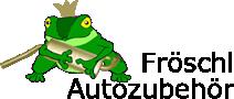 Fröschl Autozubehör - Logo