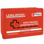 Leina KFZ Verbandkasten Auto Erste Hilfe Kasten DIN 13164 Malteser
