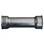 Auspuff Auspuffanlage Auspuffrohr Verbindungsrohr Rohr für IFA L60