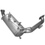 Mazda 3 1,6 Di Turbo Rußpartikelfilter Dieselpartikelfilter Dpf