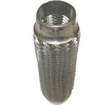 45x230mm Flexrohr Flexstück Flexteil Flexibles Rohr Auspuff Universal