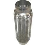 50x230mm Flexrohr Flexstück Flexteil Flexibles Rohr Auspuff Universal