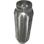 55x250mm Flexrohr Flexstück Flexteil Flexibles Rohr Auspuff Universal