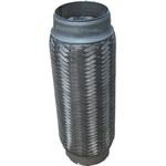 64x230mm Flexrohr Flexstück Flexteil Flexibles Rohr Auspuff Universal