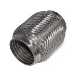 Ø 55x105 mm il vw Flexrohr flexibles Rohr Abgasrohr Wellrohr Auspuffrohr