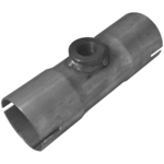 76mm Rohr M18 x 1,5 Reparatursatz Lambdasonde Hosenrohr Rohr Auspuff