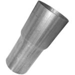 Rohr Reduzierstück von 40mm bis 76mm Auspuff Adapter