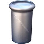 Rohrendstück - 44x84