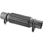 55x250 Flexrohr Flexstück mit Rohrstücken ohne Schweißen 55x250/350